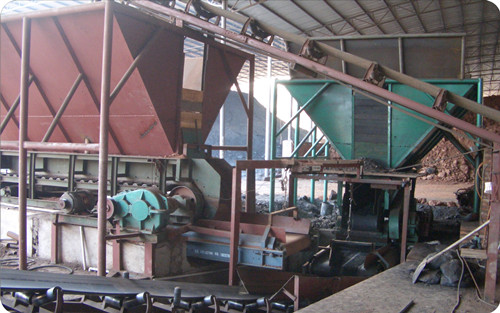 brick material batching system 2