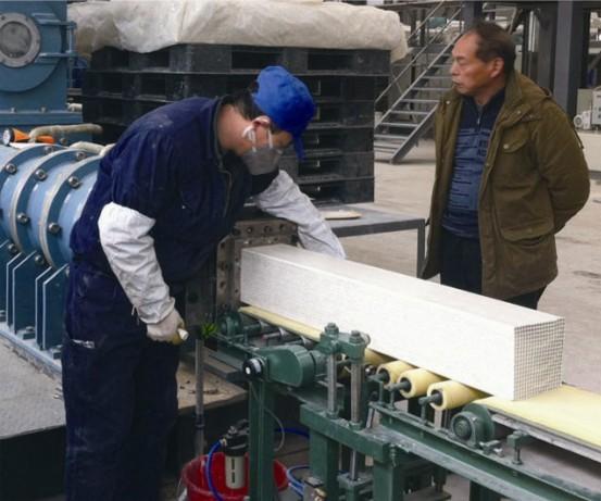scr-catalsyt-cutting-machine working photos 2