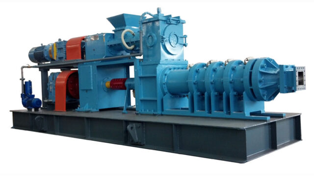 SCR catalyst extruder overall photos