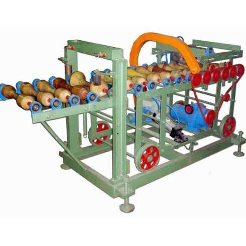 auto-clay-roofing-tile-cutting-machine overall photos