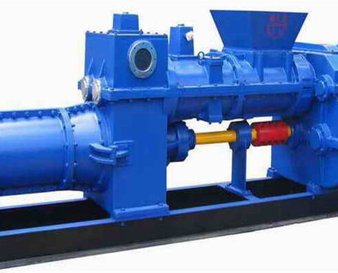 clay-tile-vacuum-extruder overall photos