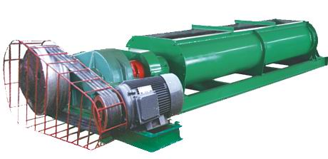 double-shaft-mixer overall photo