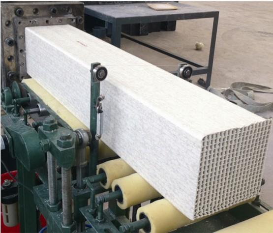 scr-catalsyt-cutting-machine working photos