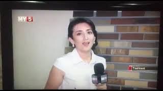 uzbekistan TV report weida project video cover