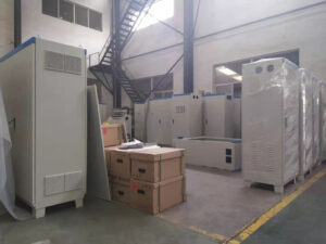 cabinet-making-room of Xiangtan Weida Electrical and Machinery Co.,Ltd