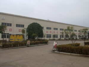 outer-workshop of Xiangtan Weida Electrical and Machinery Co.,Ltd
