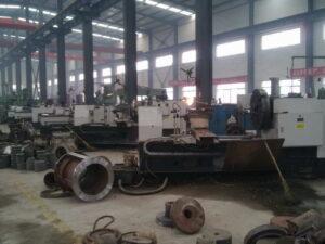 samll-lathe of Xiangtan Weida Electrical and Machinery Co.,Ltd