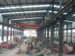 workshop of Xiangtan Weida Electrical and Machinery Co.,Ltd